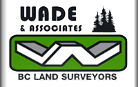 Wade & Associates Land Surveying Ltd Logo